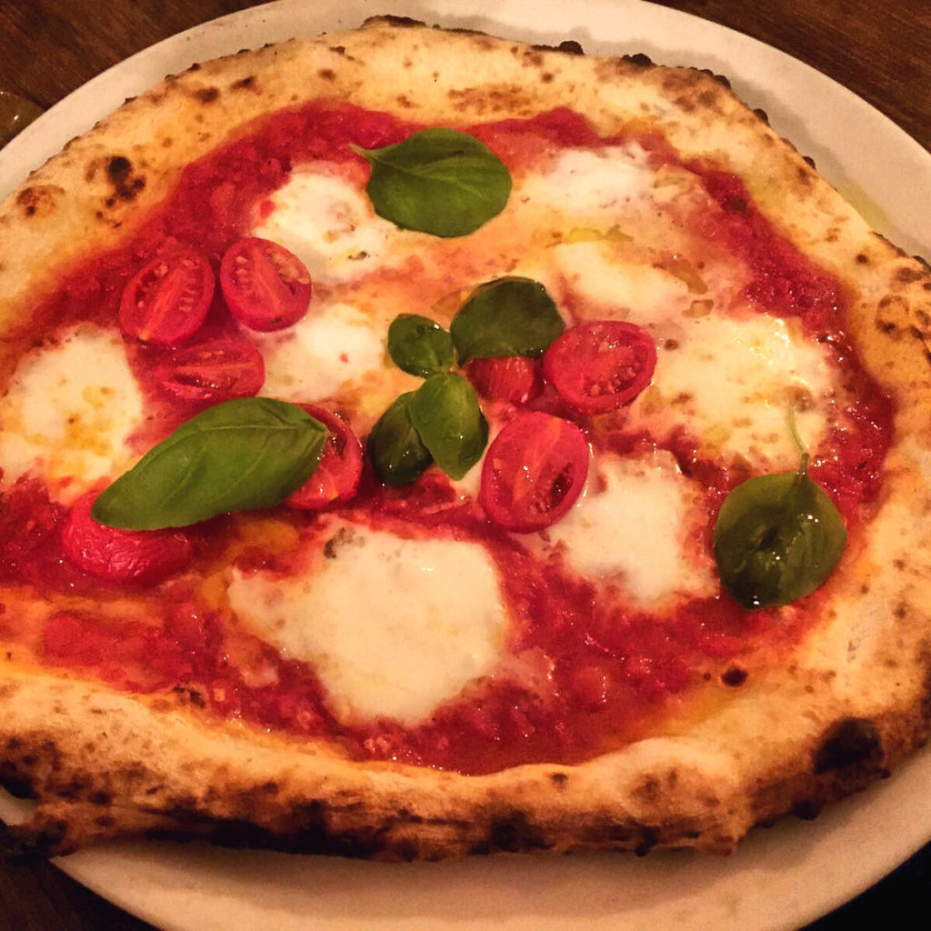 Pizza in Berlin