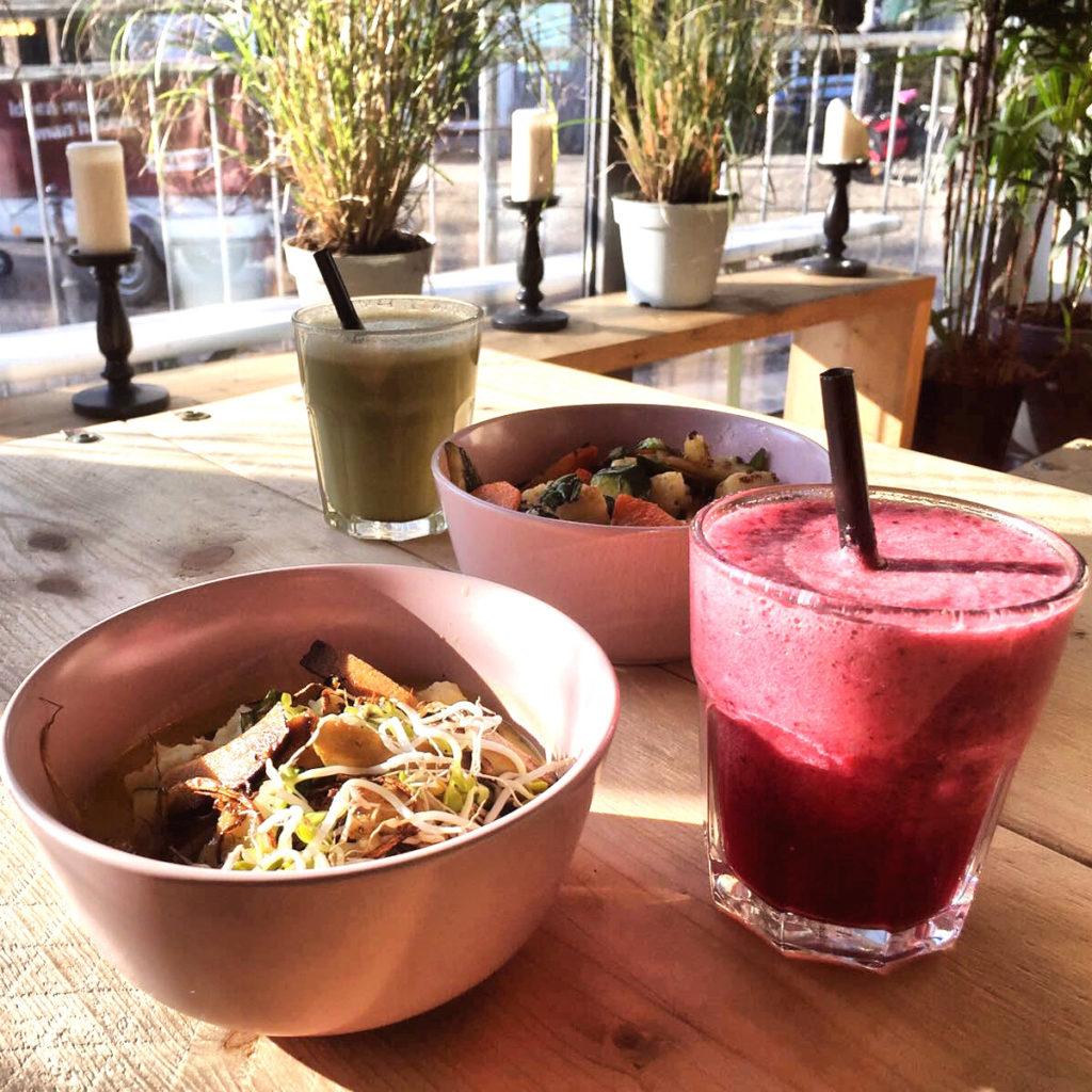 Vegane und vegetarische Imbisse Berlin