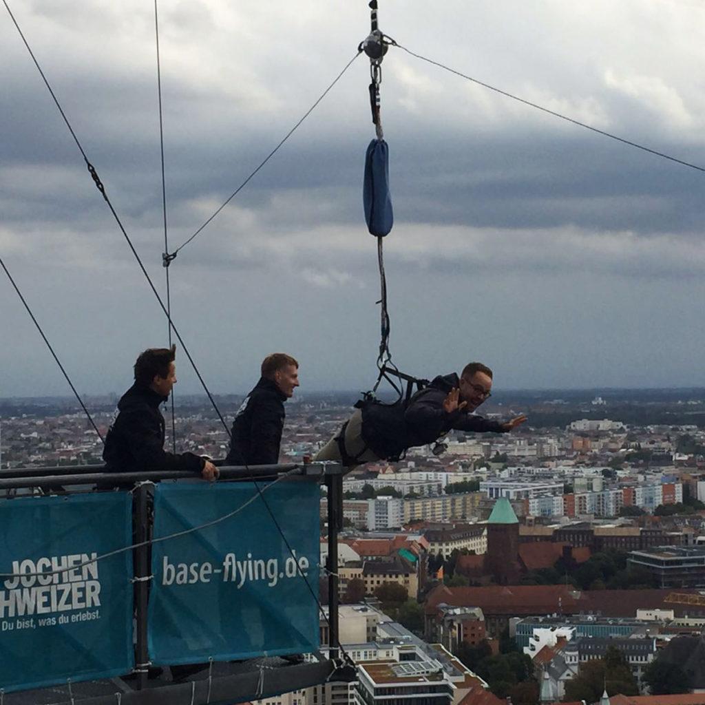 Aktivitäten für den Speed-Kick in Berlin